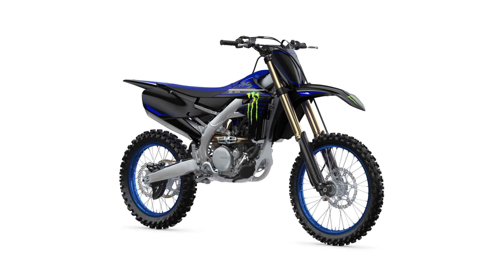 YZ250F Monster Energy Yamaha Racing Edition 2022