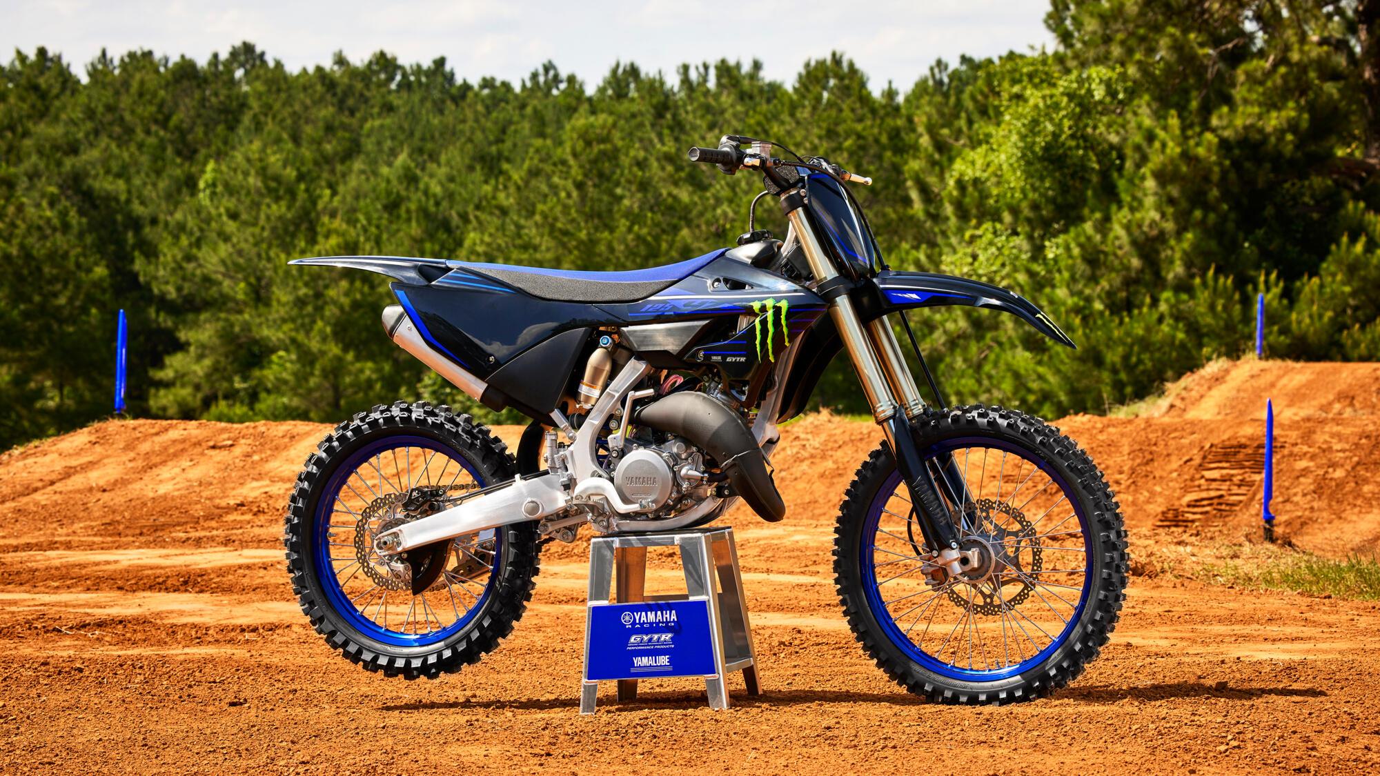 YZ125 Monster Energy Yamaha Racing Edition 2022