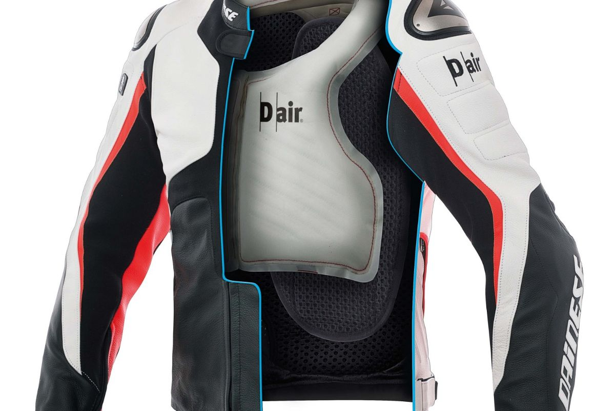 Cum functioneaza Dainese D-Air Airbag?