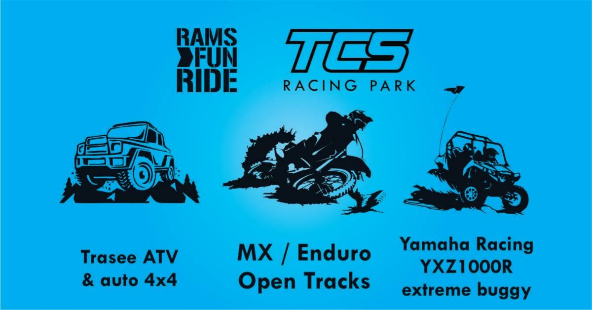 Dual Motors participa la RAMS FUN RIDE
