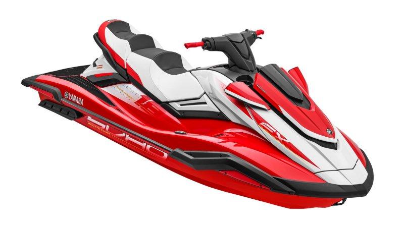 FX Cruiser SVHO 2021